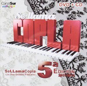 Disco Se llama copla 5 y DVD
