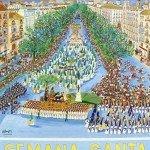 Cartel Semana Santa de Málaga 2013