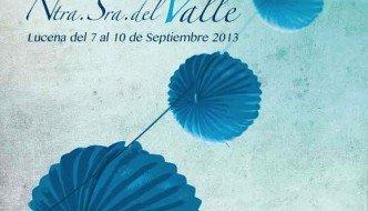 cartel de la Feria del Valle 2013