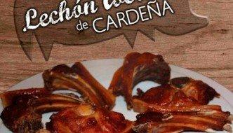 Feria del Lechón Ibérico de Cardeña