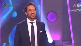 Maik Alexandre presentador de Se llama Copla