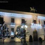 Alumbrado navideño en Granada