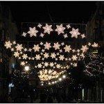 Alumbrado de navidad en Jerez