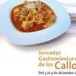 Jornadas Gastronómicas de los Callos de Gijón 2013