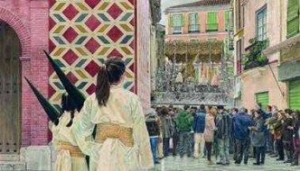Cartel Semana Santa de Málaga 2014