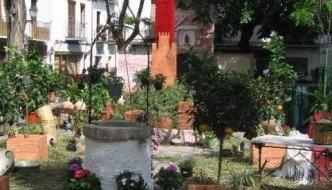 Día de la Cruz de Granada 2014