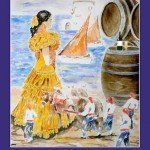 Feria de Primavera y Fiestas del Vino Fino de El Puerto de Santa María 2014