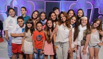 Gala 2 de Se llama copla Junior, sábado 12 de julio de 2014