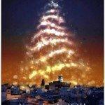 Cartel de Navidad de Chiclana 2014
