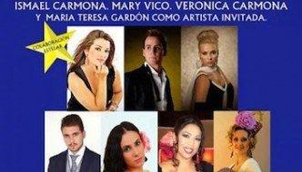 Gala benéfica a favor de la obra social de la Virgen de la Amargura en Granada