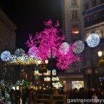 Alumbrado de Navidad en Granada