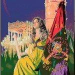 Cartel de la Semana Santa de Málaga 2015
