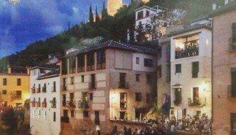 Cartel de la Semana Santa de Granada 2015