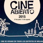 Cine de Verano en Málaga 2015