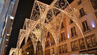 Alumbrado de Navidad 2014-2015 en la calle Larios de Málaga