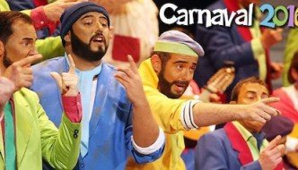 Carnaval de Cadiz 2016 en Canal Sur