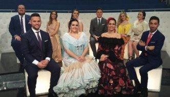 Alba Gallardo, Luna López, José Luis Ortiz, Tamara Torrejón, Paqui Gálvez, Antonio Jesús Plaza, Ernesto Castells, Ana Martínez y Carmen María Carmona