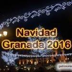 Alumbrado de Navidad Granada 2016