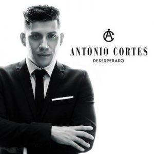 Desesperado, el nuevo disco de Antonio Cortés